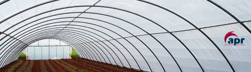 tunnel greenhouses APR